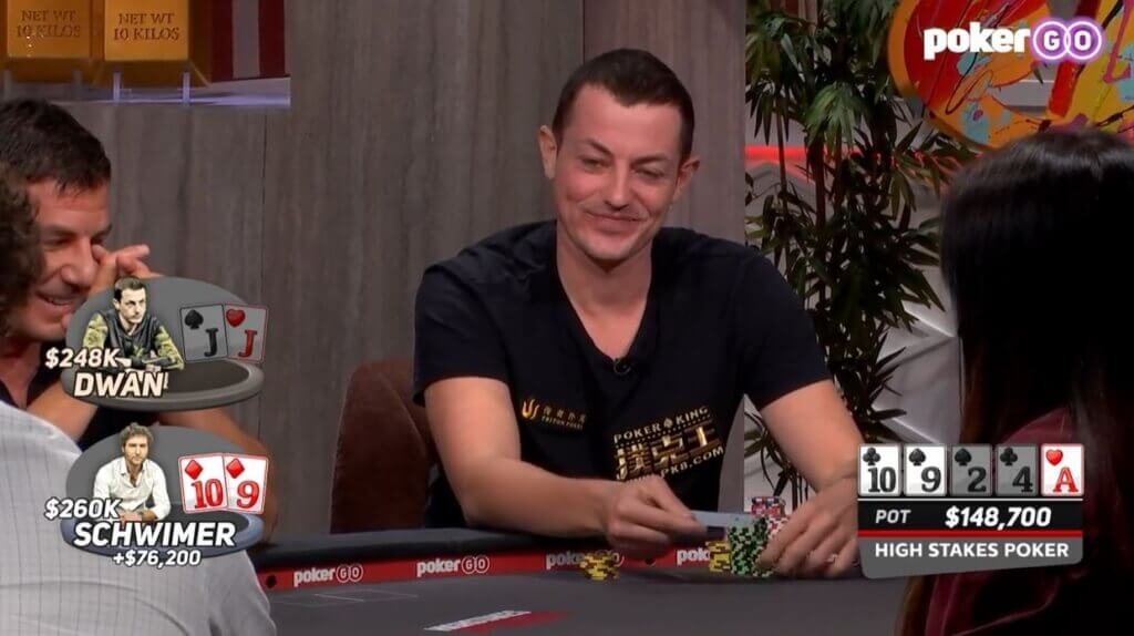 high stakes poker ep1